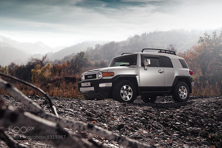 Photograph Toyota FJ Cruiser by Vladimir Gromov on 500px