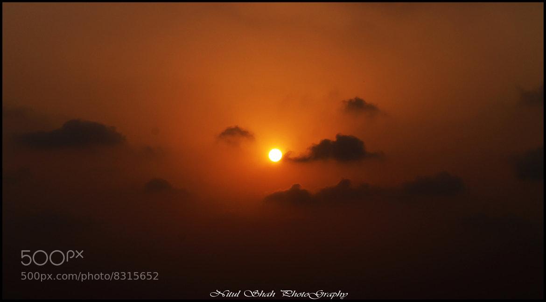 Photograph Sun by Nitul Shah on 500px