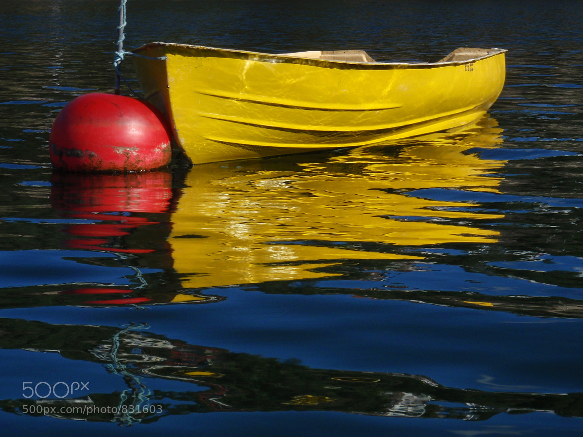 Photograph Yellow reflection by Päivi Kaarina on 500px