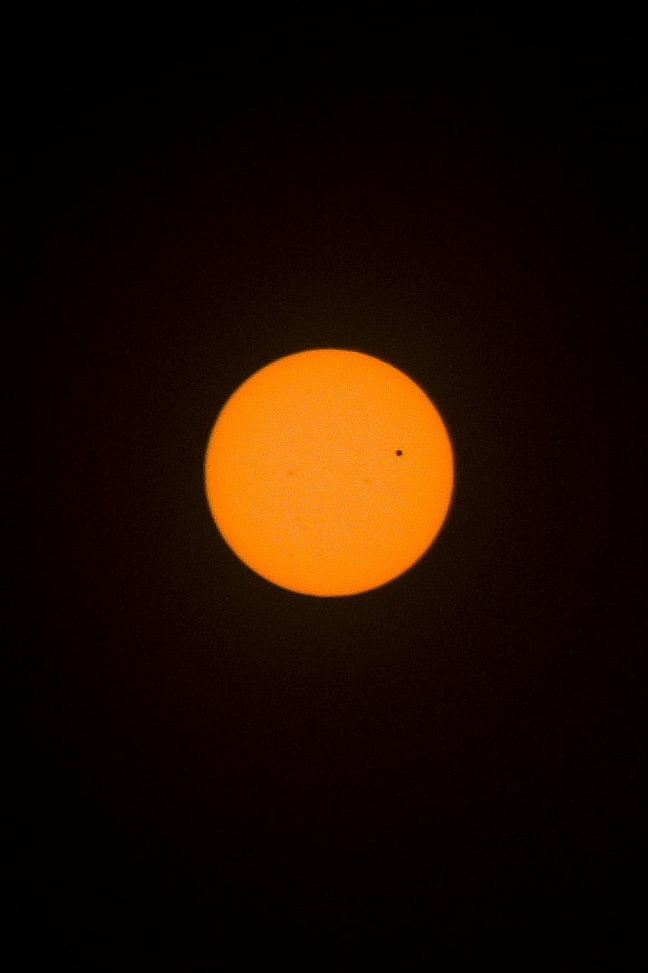 Photograph Venus Transit 2012 by Lindsay Kaun on 500px