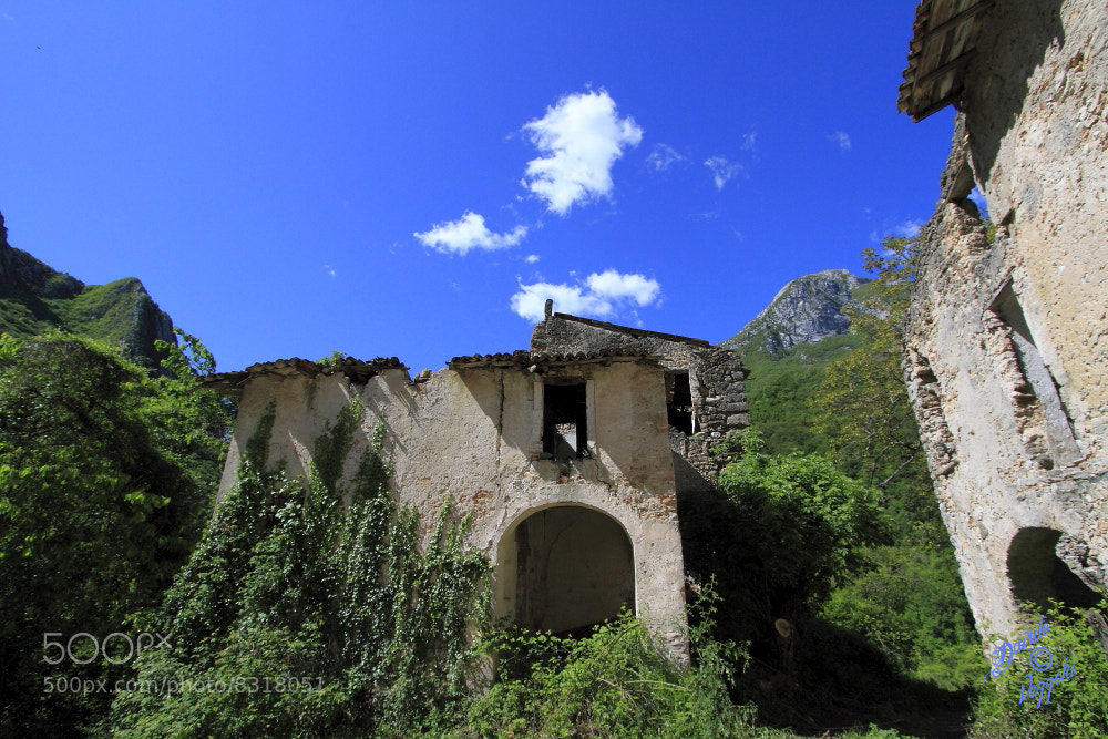 Photograph old houses by www.davidevezzola.it Davide Vezzola  on 500px