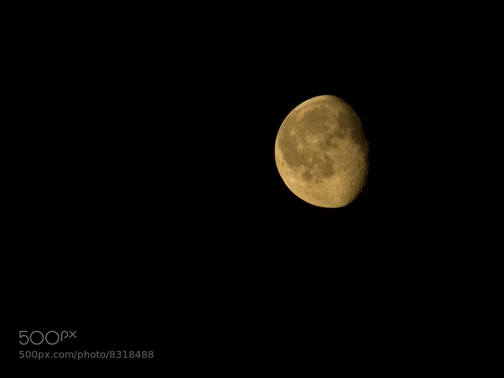 Photograph Moon by Pavel Tugarinov on 500px