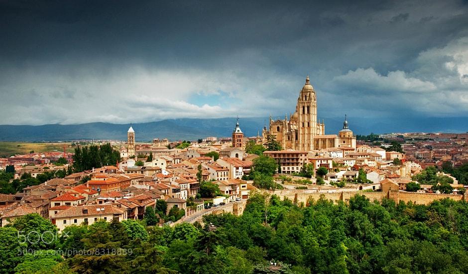 Photograph Segovia by Botond Horváth on 500px