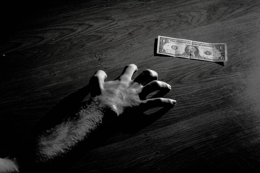 Money by Behram Dosdogru on 500px.com