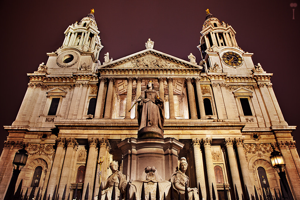 Photograph St Paul's Cathedral by Romain Matteï on 500px