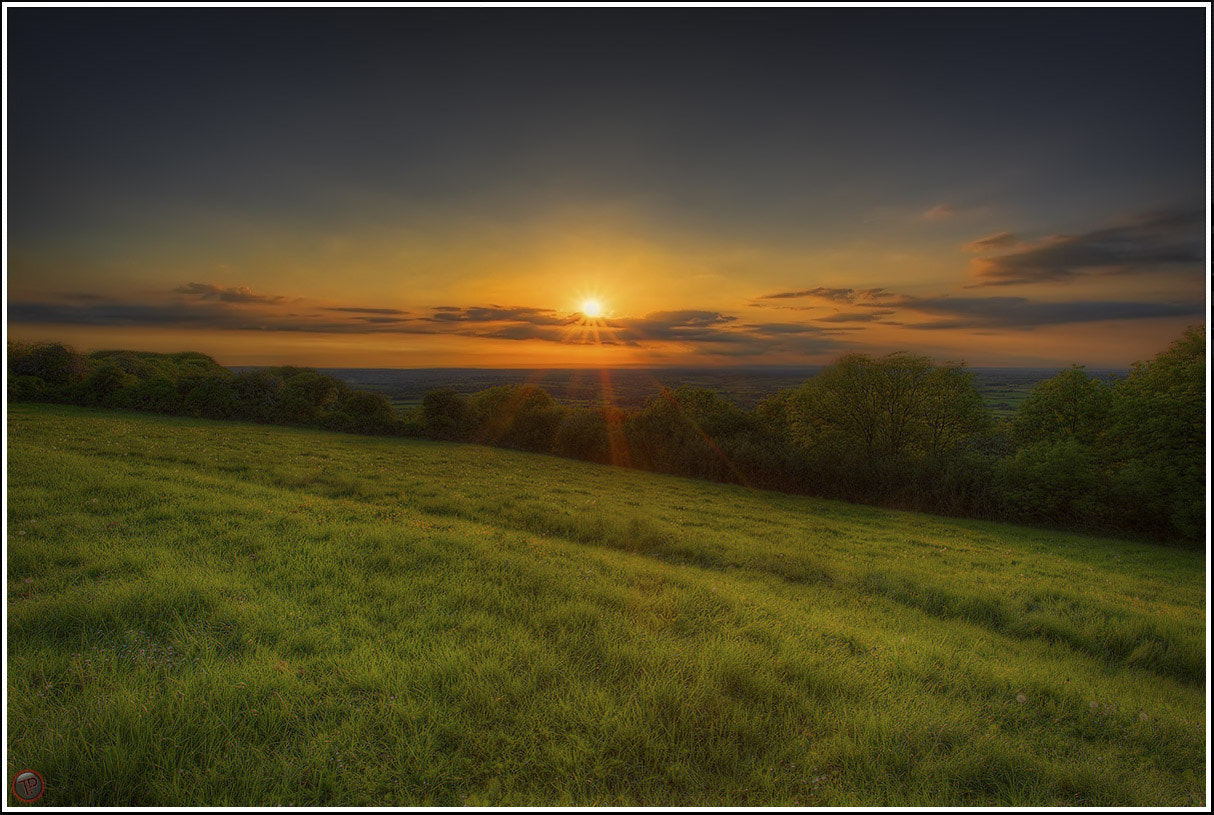 Photograph Sunset over the Severn by Tim Pursall on 500px