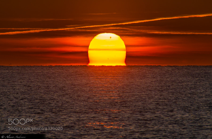 Photograph Sunrise with Venus by Alessio Andreani on 500px