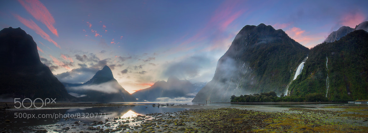 Photograph Filling the Sound by Dylan Toh  & Marianne Lim on 500px