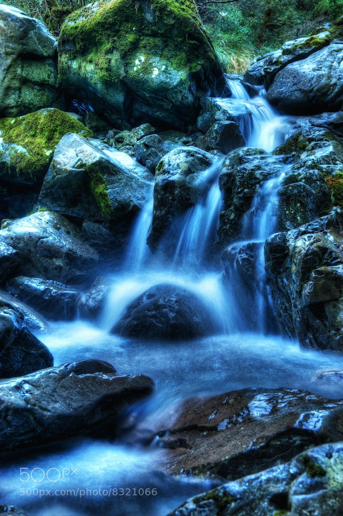 Photograph Falls No2 by Richard Laing on 500px