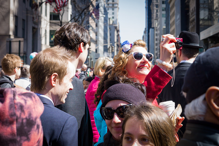 NYC Easter Parade  - 5th Ave 4.20.14