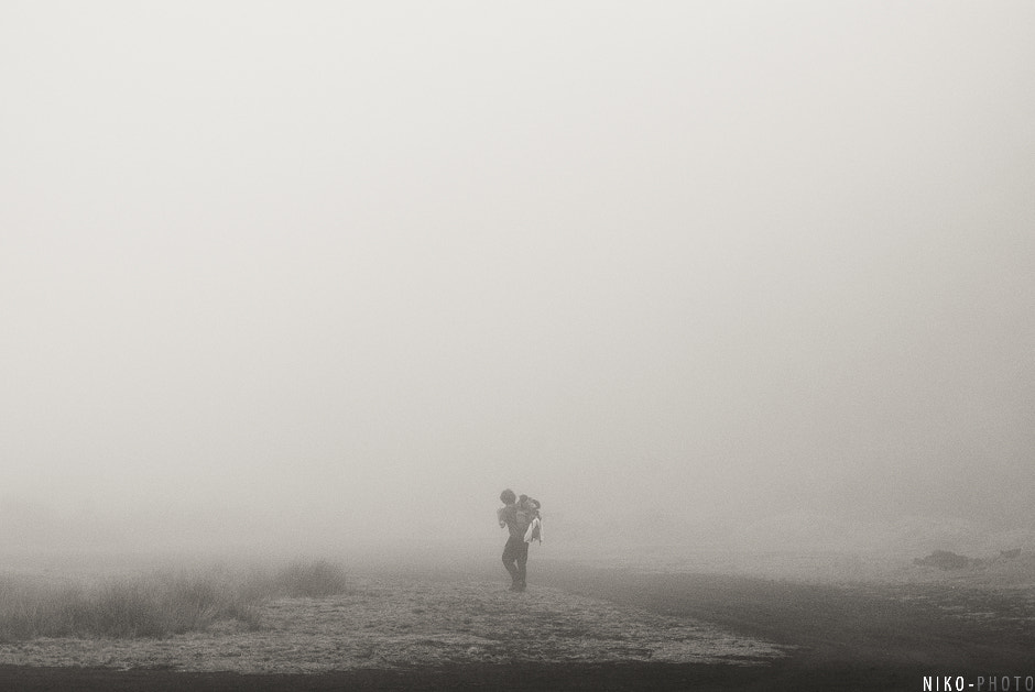 Photograph Lost in the fog by Niko VALLET on 500px