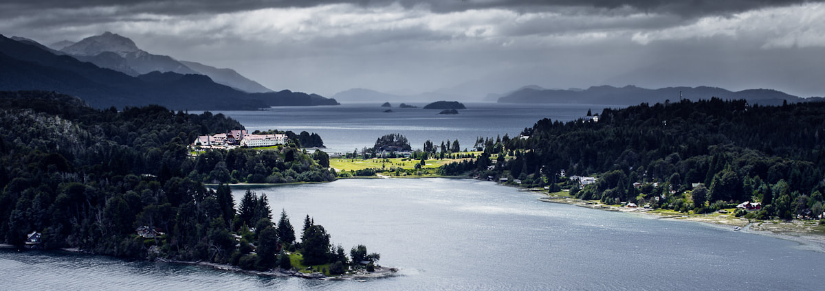 Photograph Bariloche by Johann Pourcelot on 500px