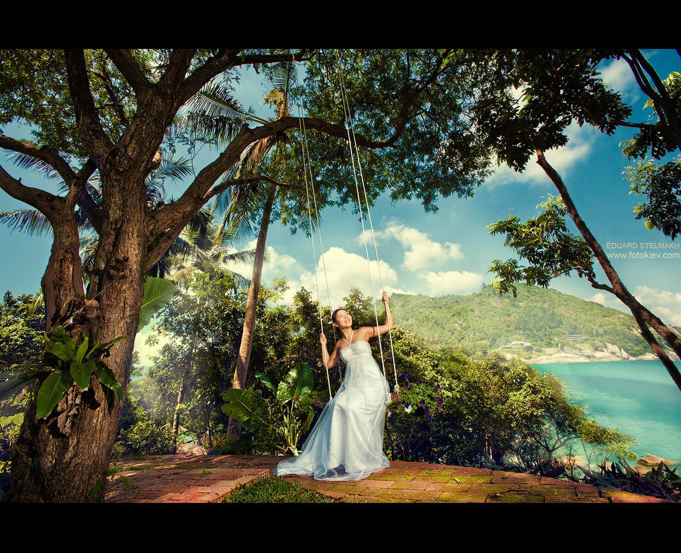 Photograph WEDDING STORY. SAMUI by Eduard Stelmakh on 500px