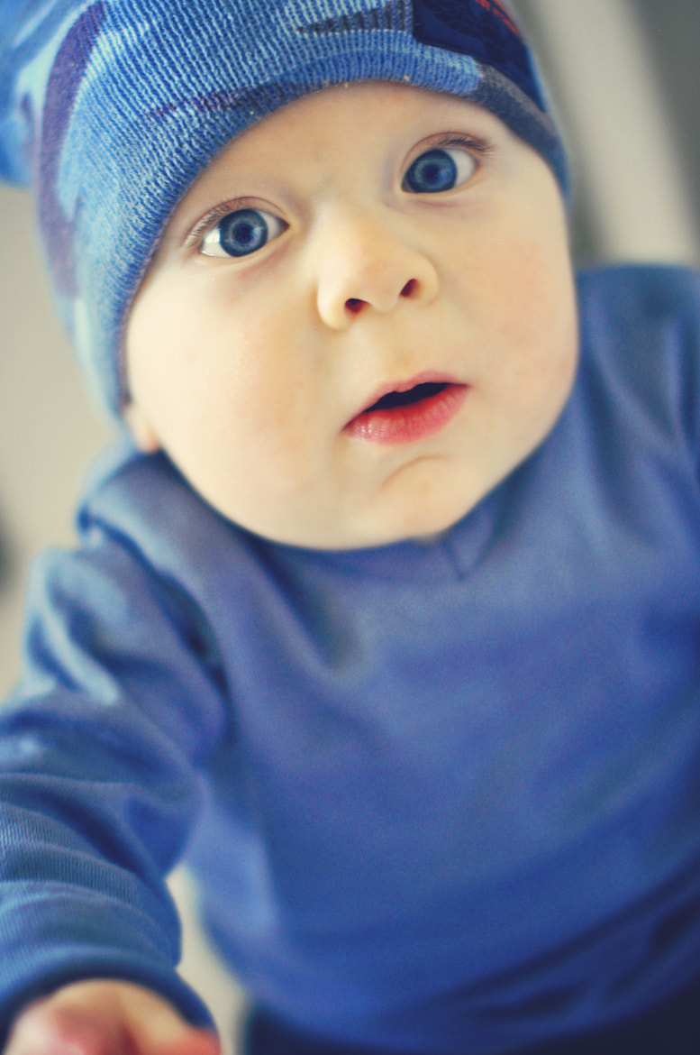 Photograph Tyler at 18months by farhad daud on 500px