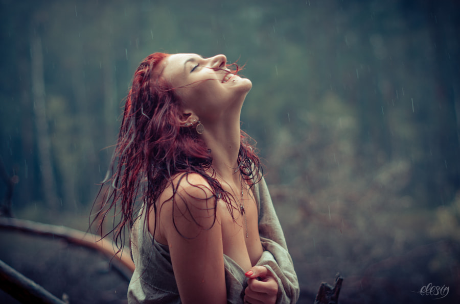 Under the rain by Igor Kosovec on 500px.com