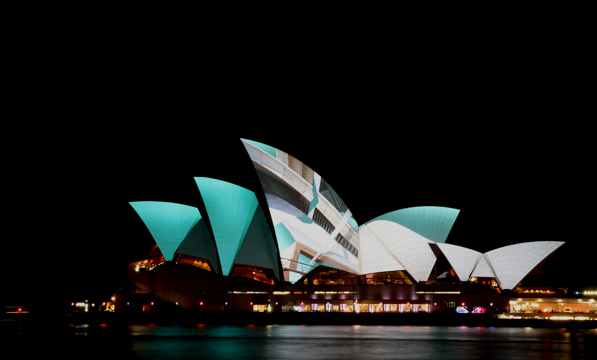 Photograph Vivid Opera House by Marius Brecher on 500px