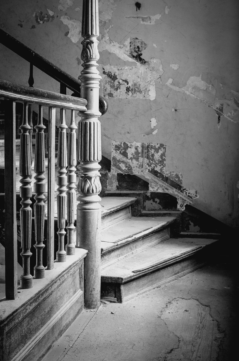 Photograph carved balustrade by Michel Liesegang on 500px