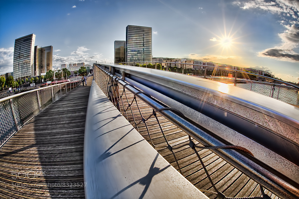 Photograph Passerelle vers le savoir... by Claude Bencimon on 500px