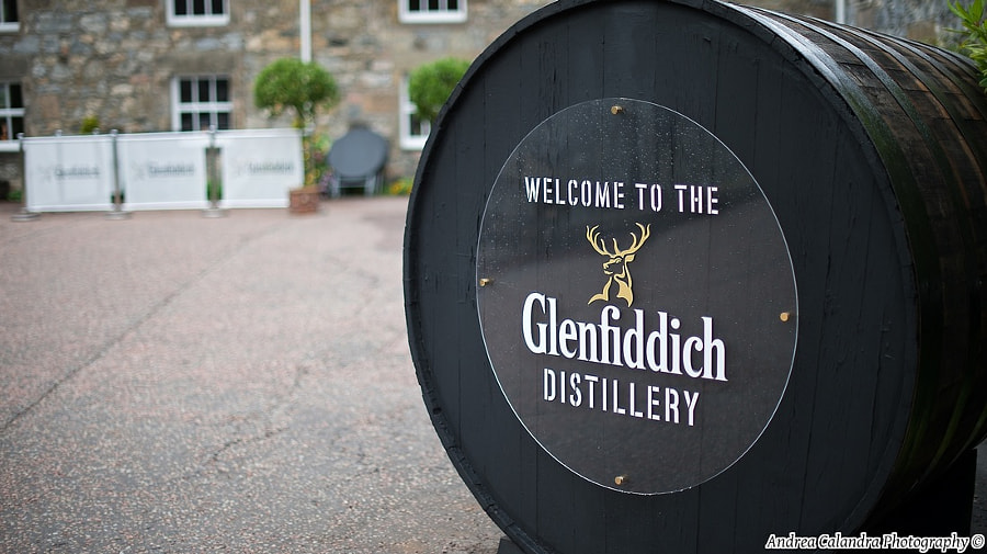 Glenfiddich Distillery by Andrea Calandra on 500px.com