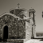 Постер, плакат: Church of Ayios Ilias Cyprus