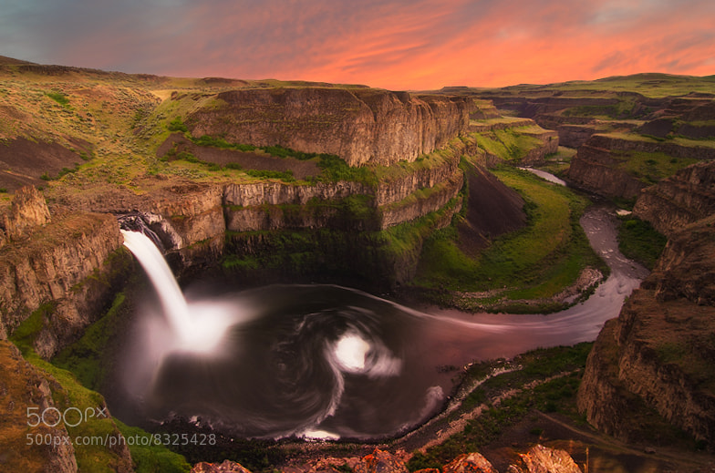 Photograph Palouse Falls by Nagesh Mahadev on 500px