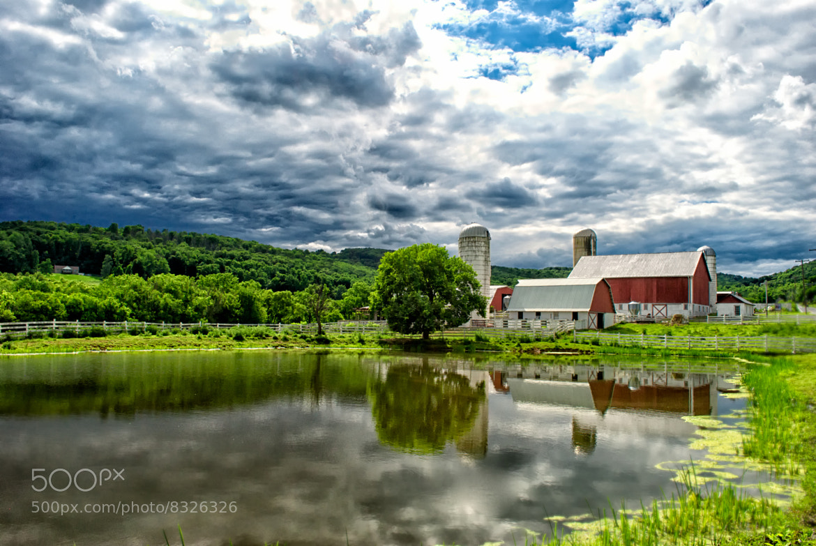 Photograph Farm Dreams by Andrew Murdock on 500px