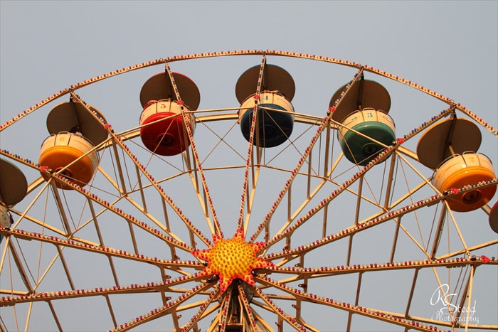 Photograph Ferris Wheel by Rebecca Steed on 500px