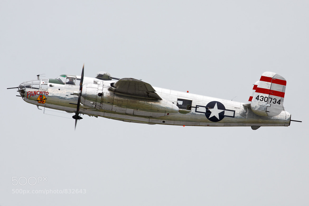Photograph North American B-25 J Mitchell by J.  on 500px