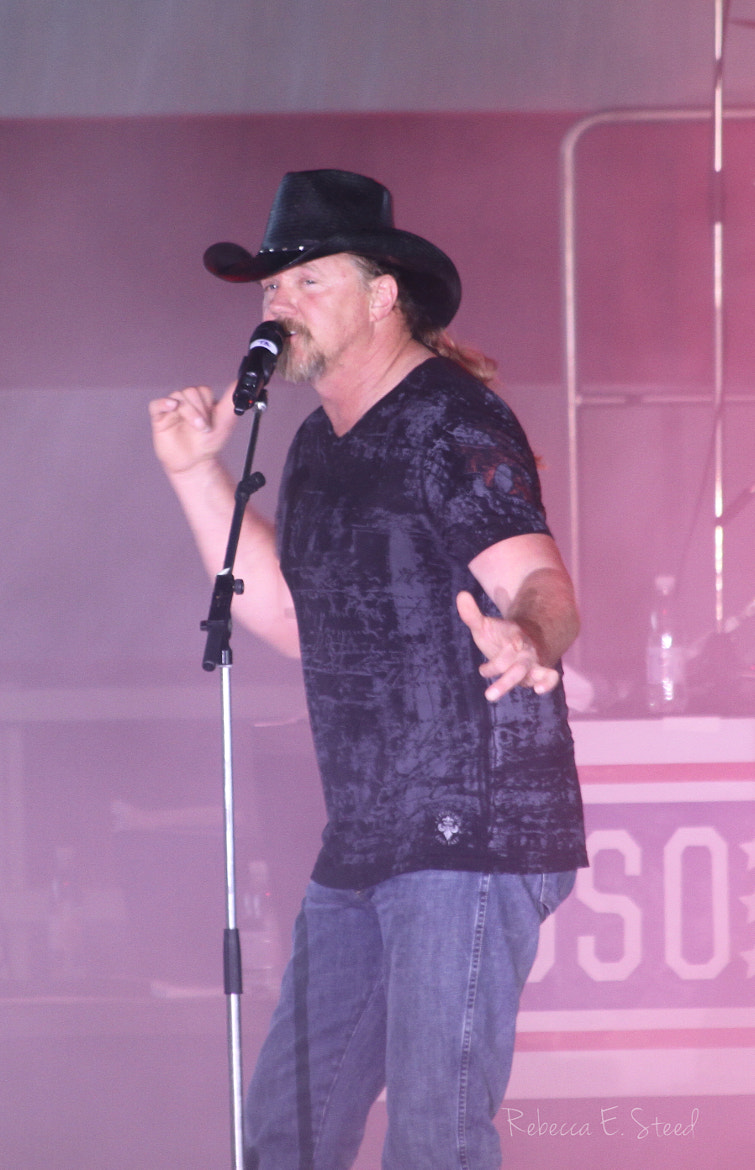 Photograph Trace Adkins by Rebecca Steed on 500px