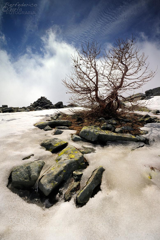 Photograph mountain walking by Pierfederico Garla on 500px