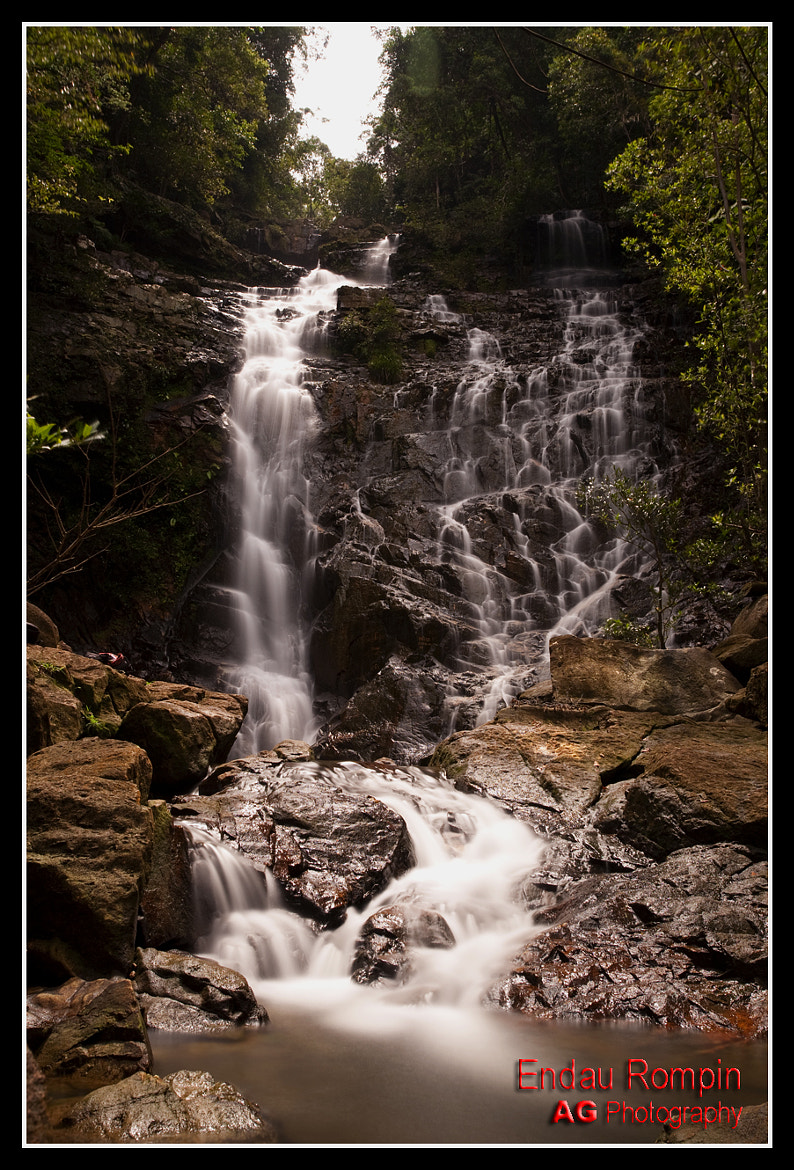 Photograph water fall by Alvin Gay on 500px