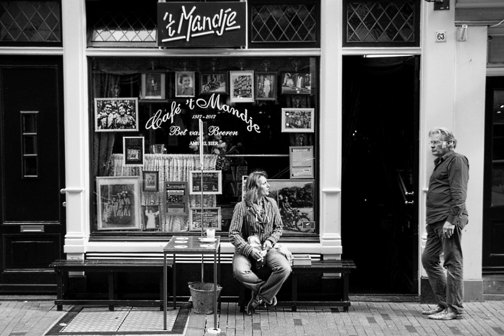 Photograph Amsterdam - Caffé by Eugenio De Felice on 500px