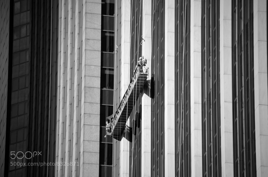 Window cleaners by C.K. Sample III (cksample) on 500px.com