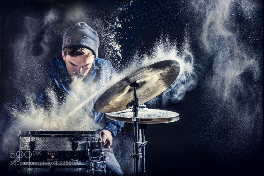 Photograph Schlagzeug by Lisa Bajda on 500px