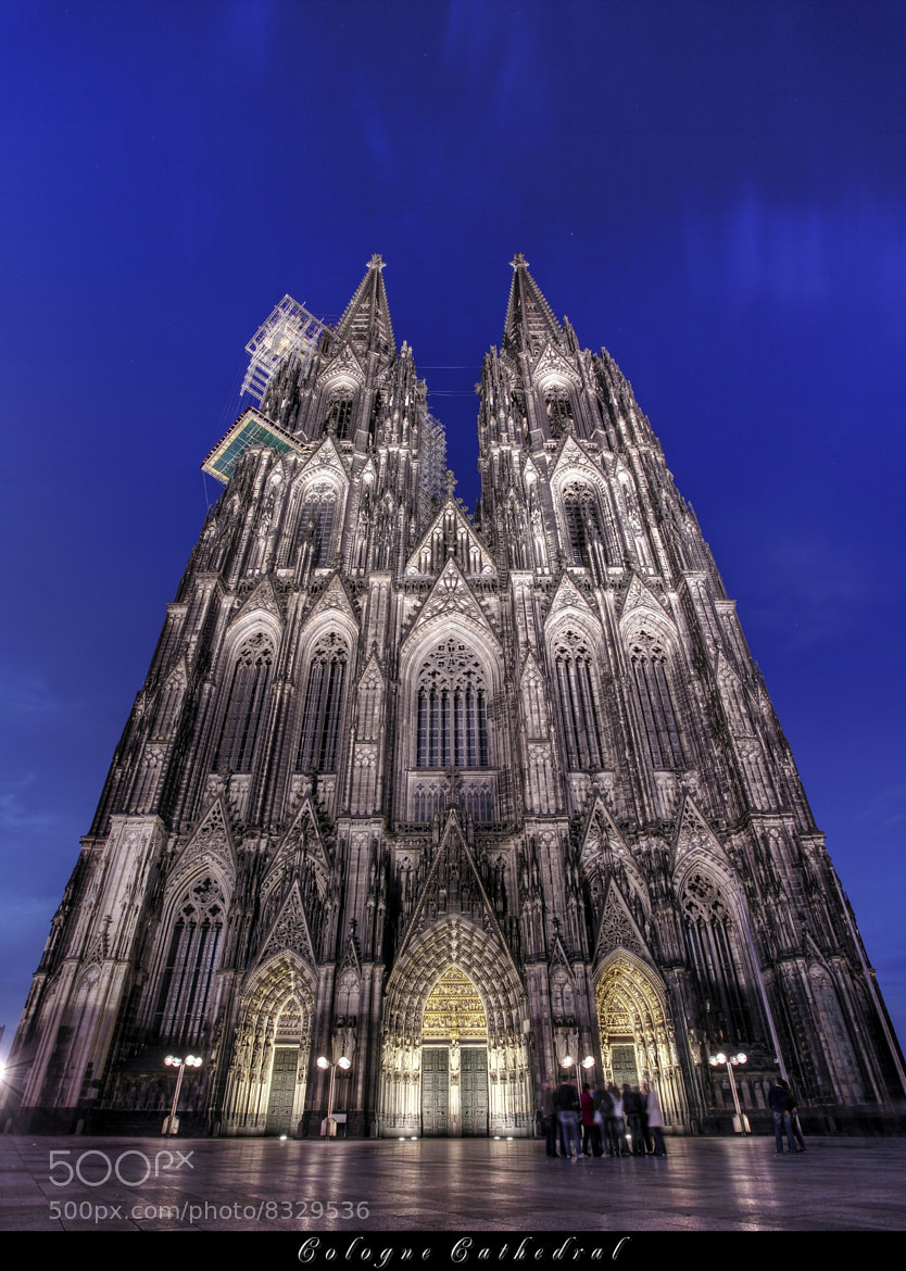 Photograph *Cologne Cathedral* by erhan sasmaz on 500px