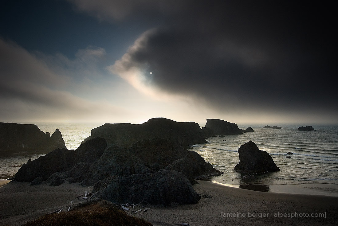 Photograph Bandon Beach by Antoine Berger on 500px