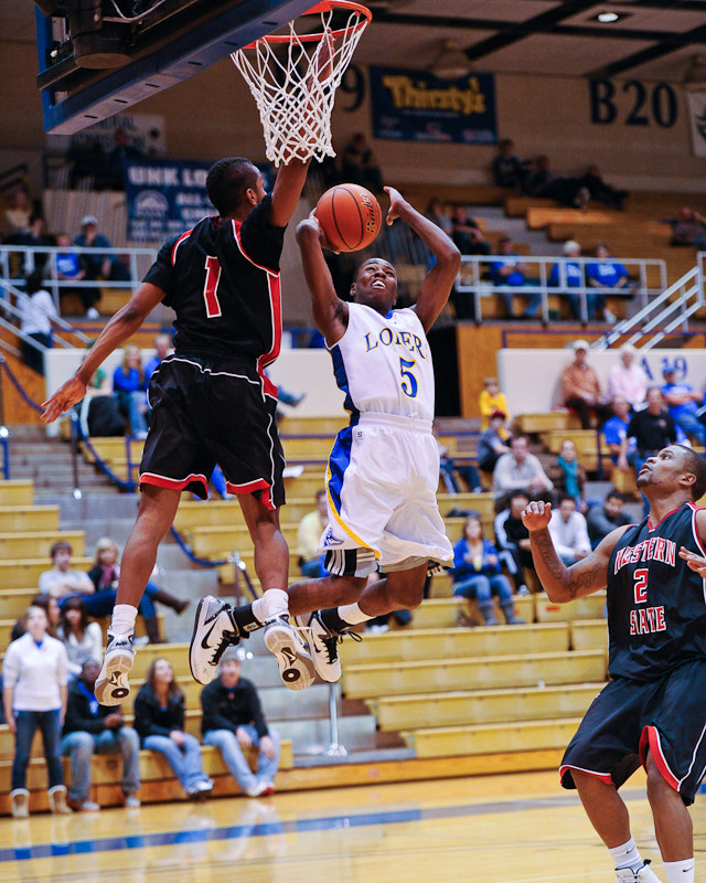 Photograph UNK Men's Basketball 1 by Richard J Hamilton on 500px