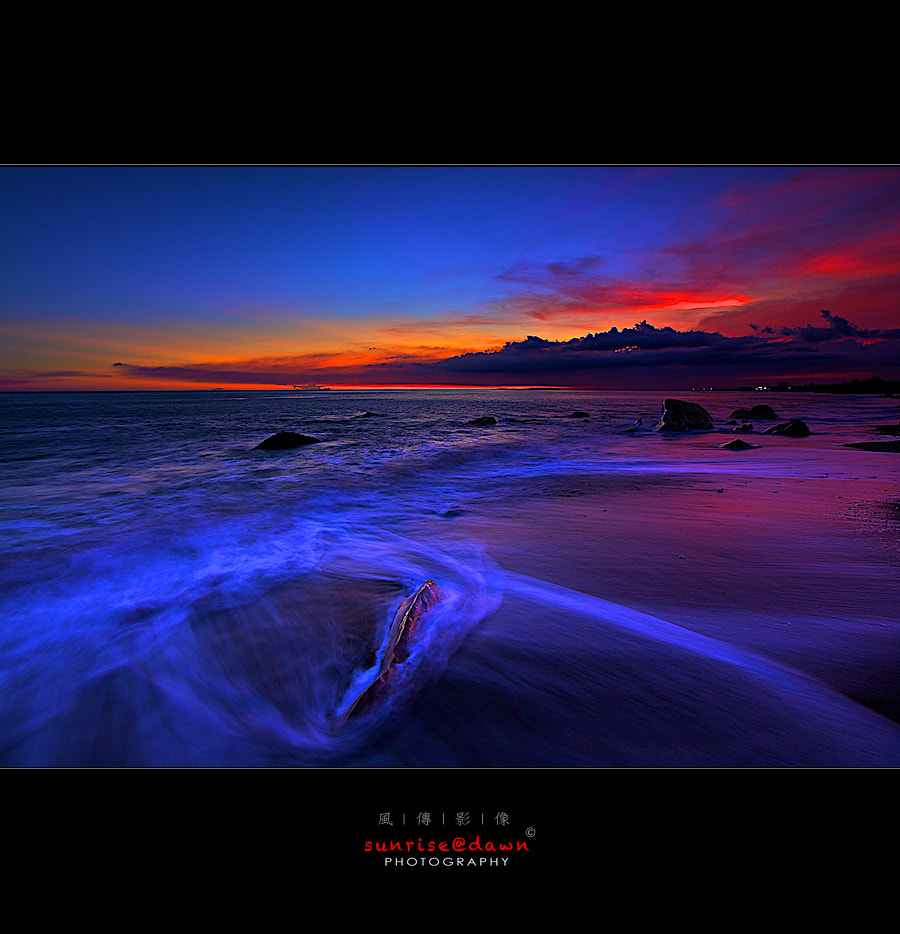Photograph fangshan @ twilight by SUNRISE@DAWN photography 風傳影像 on 500px