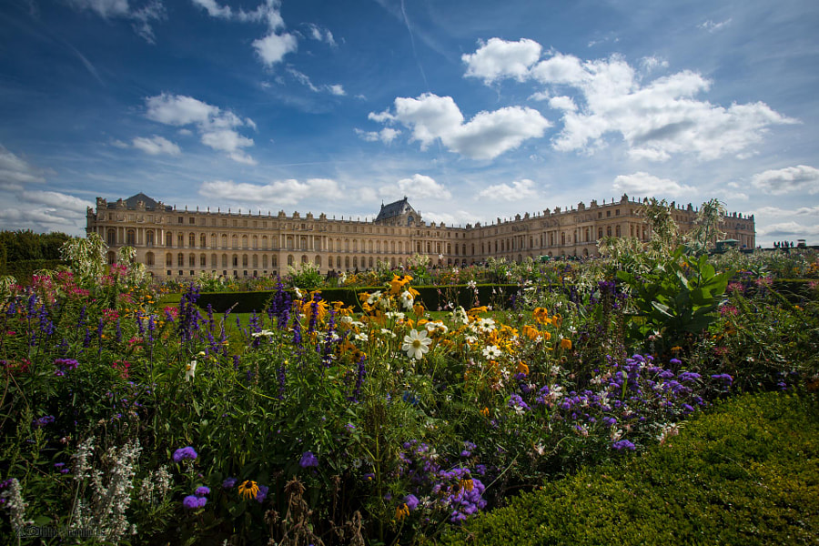 Photograph Palace of Versailles by Leon Liu on 500px