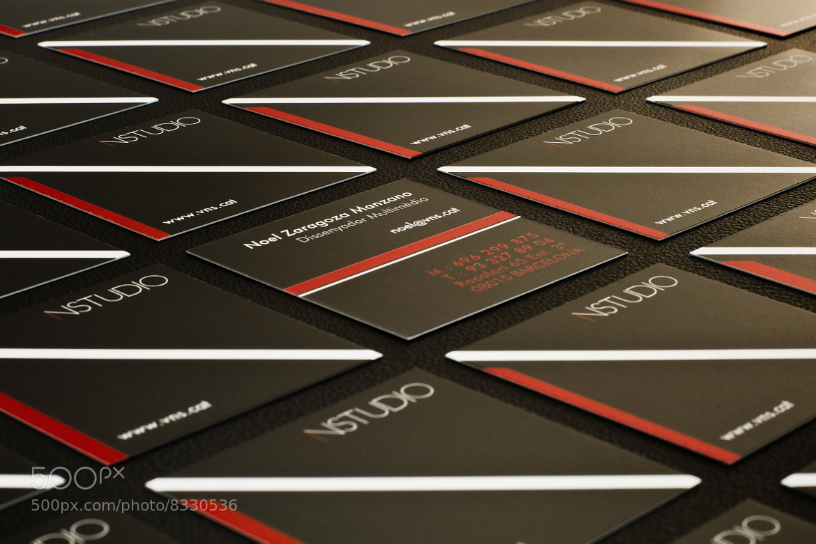 Photograph NSTUDIO - CARDS by NSTUDIO PHOTO on 500px