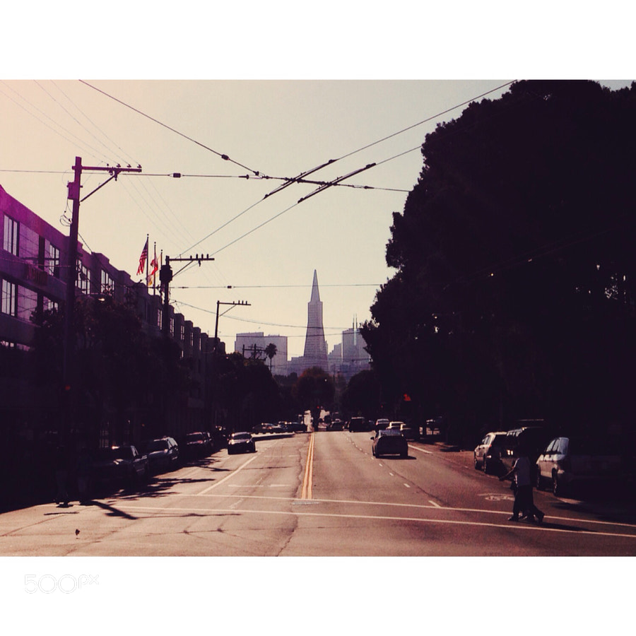 Photograph Transamerica by Evgeny Tchebotarev on 500px