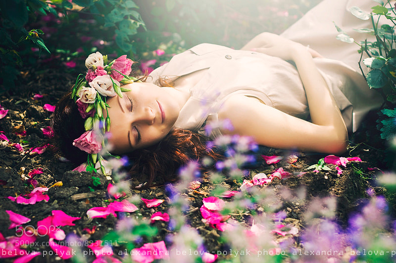 Photograph Kate´s dreams by Alexandra Belova-Polyak on 500px