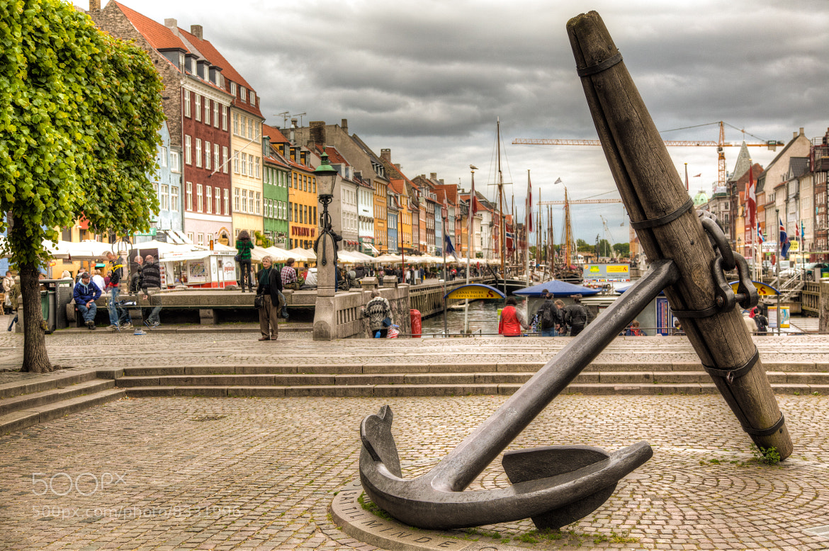 Photograph Nyhavn by Chelsea Northrup on 500px