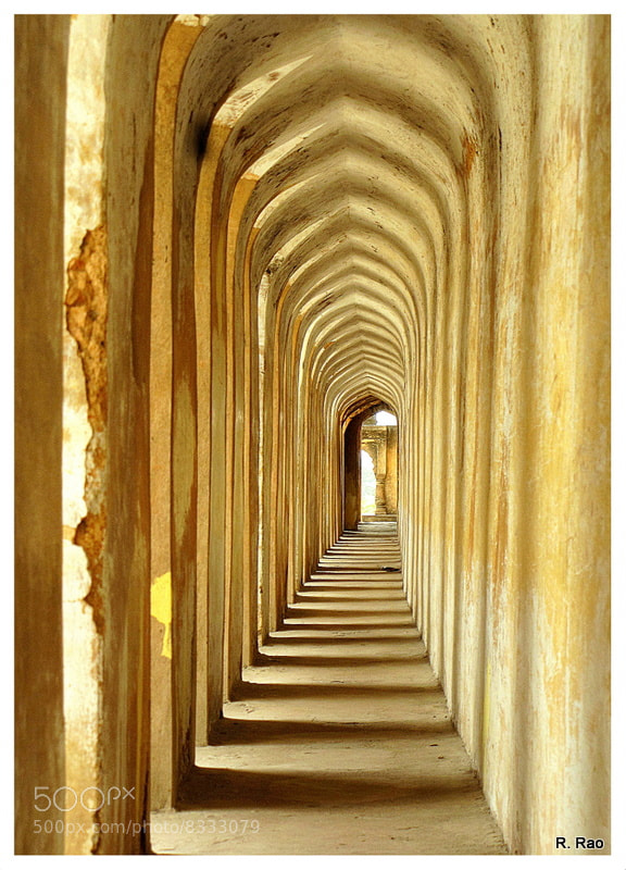 Photograph Corridors and shadows by Rohan Rao on 500px