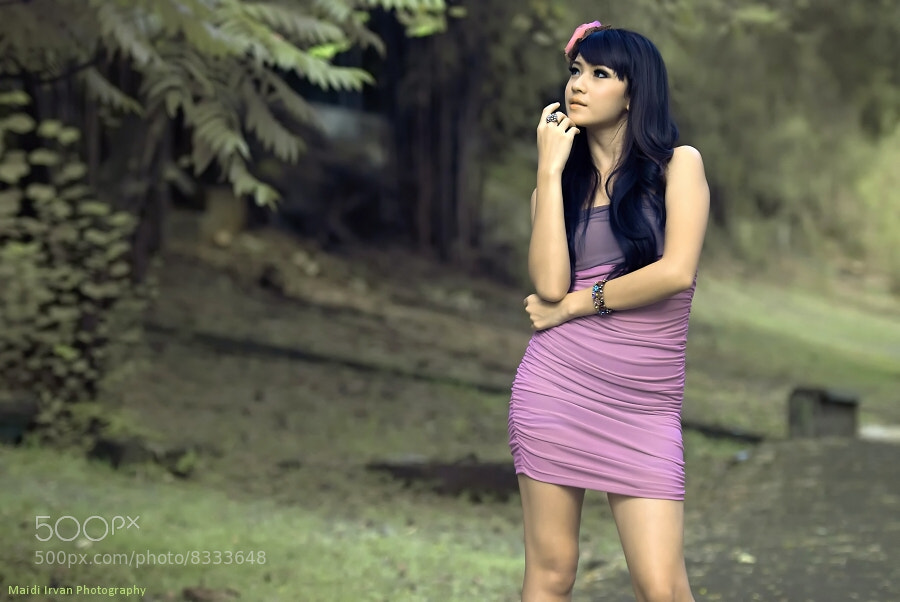 Photograph Think bout U by Maidi Irvan on 500px