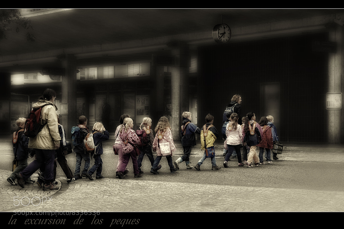Photograph la excursion by Mayte Weber on 500px