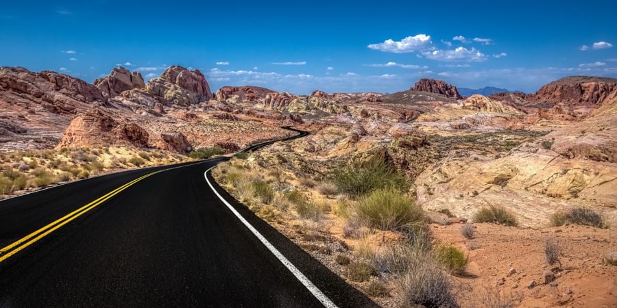 Through the Valley of Fire