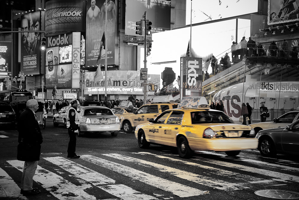 Photograph Yellow Cab by manigill on 500px