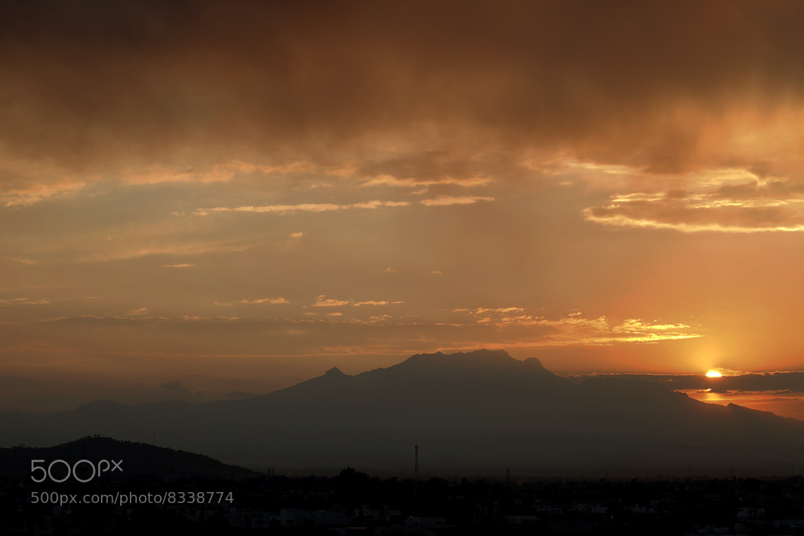 Photograph Sunset after the storm by Cristobal Garciaferro Rubio on 500px