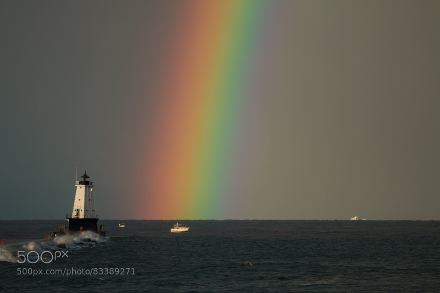 Giant Rainbow by vswier245